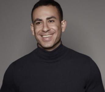 Foredrag med Abdel Aziz Mahmoud