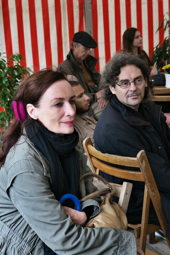 Artistic Director Brigitte Christensen, Musical Director Nikola Diklic. Eutopia International Festival. Foto: Laura Salvinelli